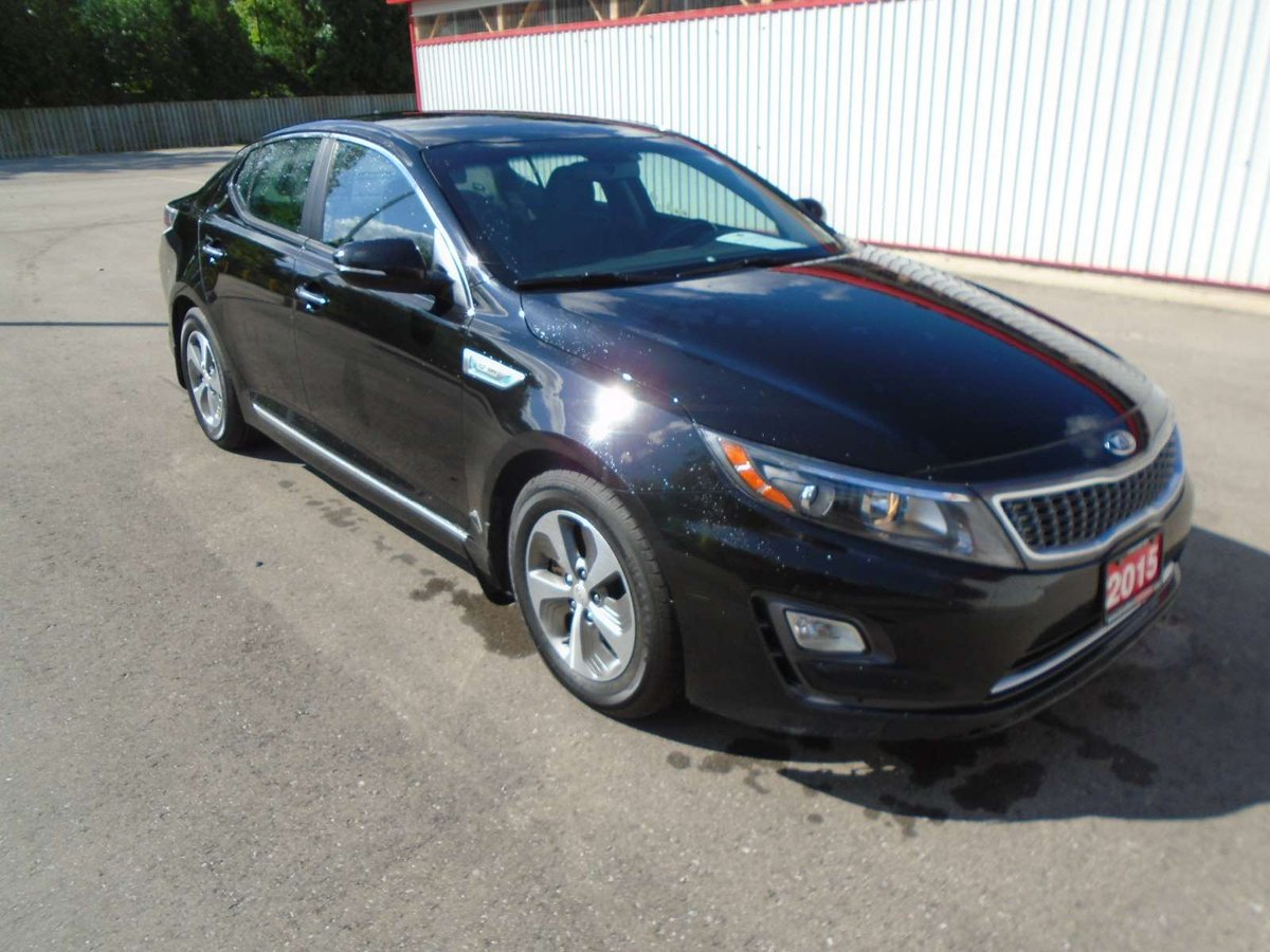 2015 Kia Optima Hybrid for sale in Brantford, Ontario