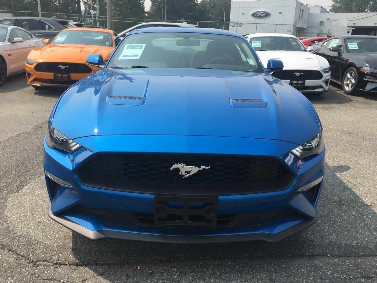 2019 Ford Mustang for sale in Port Coquitlam, British Columbia