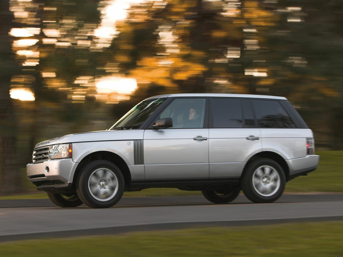 2007 Land Rover Range Rover for sale in Victoria, British Columbia