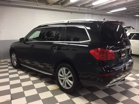 2013 Mercedes-Benz GL for sale in Calgary, Alberta