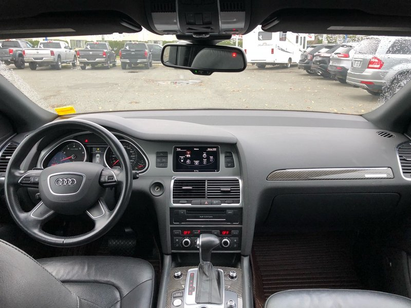 2015 Audi Q7 for sale in Campbell River, British Columbia
