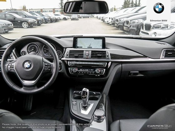 2017 BMW 3 Series for sale in Edmonton, Alberta
