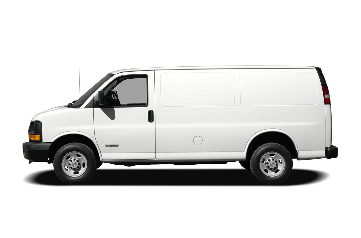 2008 Chevrolet Express for sale in Richmond, British Columbia