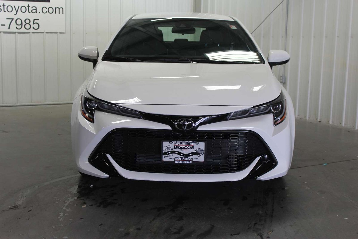 2019 Toyota Corolla Hatchback for sale in Winnipeg, Manitoba