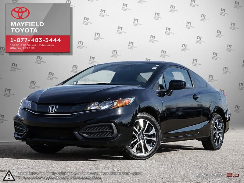 2015 Honda Civic Coupe for sale in Edmonton, Alberta