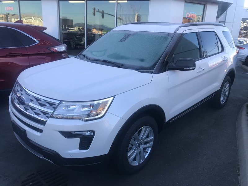 2019 Ford Explorer for sale in Abbotsford, British Columbia