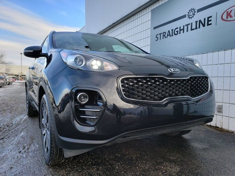 2019 Kia Sportage for sale in Calgary, Alberta