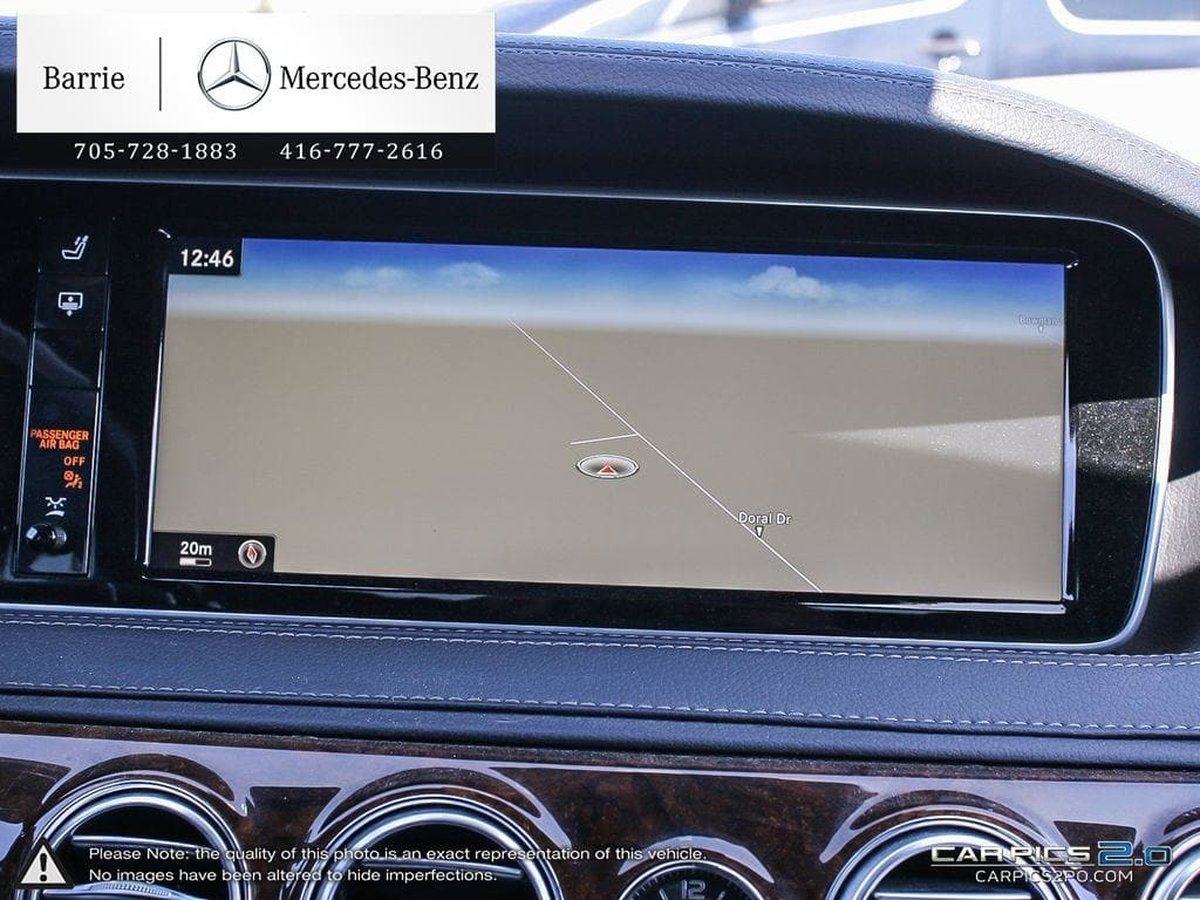 2015 Mercedes-Benz S-Class for sale in Innisfil, Ontario