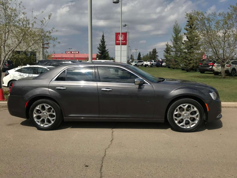 2016 Chrysler 300 for sale in Red Deer, Alberta